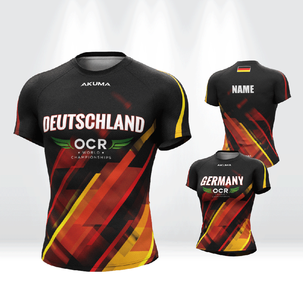 OCR World Champs Germany Jersey 2018