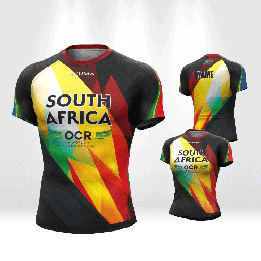 OCR World Champs South Africa Jersey 2018