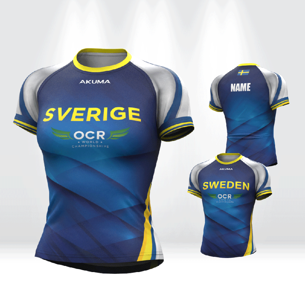 OCR World Champs Sweden Jersey 2018
