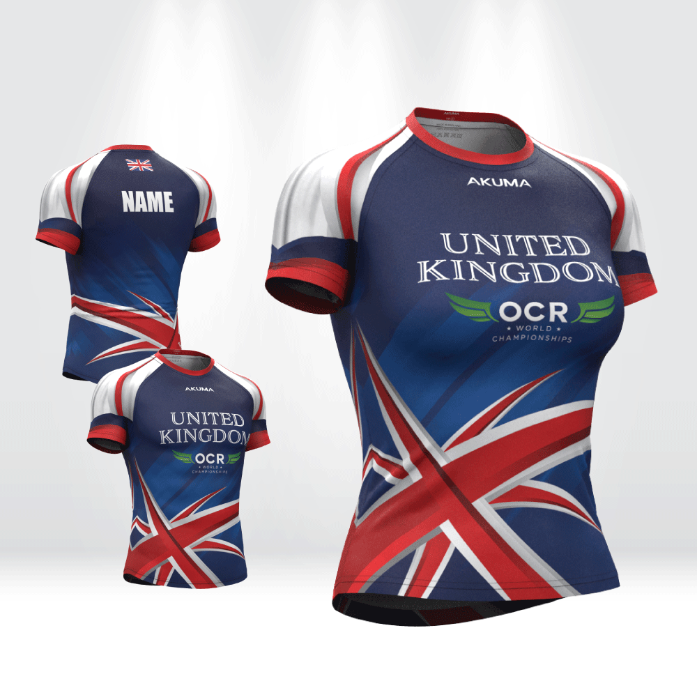 OCR World Champs United Kingdom Jersey 2018